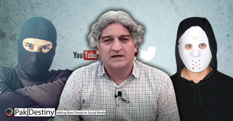 Journalist Matiullah Jan's 'mysterious silence' on social media after being released by his 'abductors'