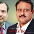 Raja Jehangir let down his boss - CM Buzdar -- before the media