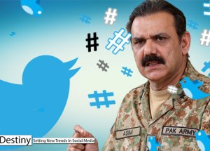 Gen Asim Bajwa's clarification about his assets -- thousands of tweets made it a top trend on Socal Media