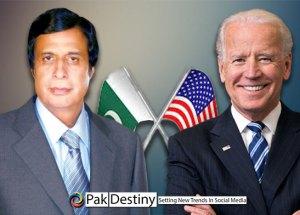 joe biden pervaiz elahi usa pakistan relations