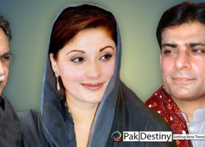 Hamza has no appeal among masses as compare to Maryam: PMLN Senator spills the bean
