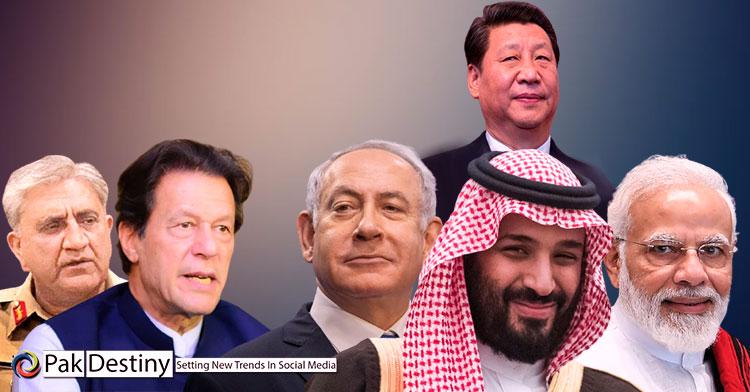 international conspiracy topple imran khan government