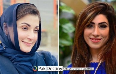 Sycophant Hina Butt never misses an opportunity to shower praise on Maryam, even at the cost of opposition alliance