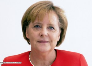 Angela Merkel: A true female heroine