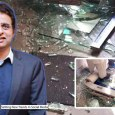 How GeoNews' so-called 'genious' Irshad Bhatti causes attack on its Karachi office?