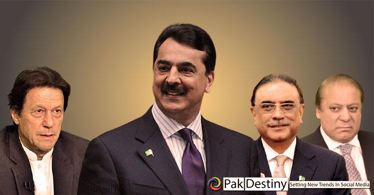 asif zardari nawaz sharif yousuf gillani senate election jolt pti and imran khan