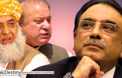 asif Zardari ditched fazlur rehman and nawaz sharif
