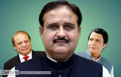 """Nawaz Sharif not interested in bringing no confidence motion against Usman Buzdar as he best suits PMLN because of his """"Nalaiki"""""""