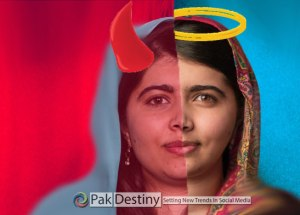Is Malala a role model for Pakistanis or a villain