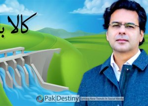 Kalabagh Dam issue may come at the centre stage after Moonis Elahi's assuming water resources ministry