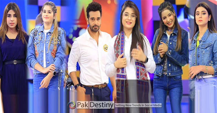 TikTokers vs Actors -- Faisal Qureshi is up for schooling 'silly' TikTok girls -- was it scripted