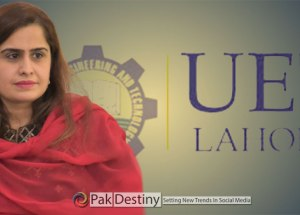 UET Lahore appoints first female engineering Professor dr saima yasin in 100 years