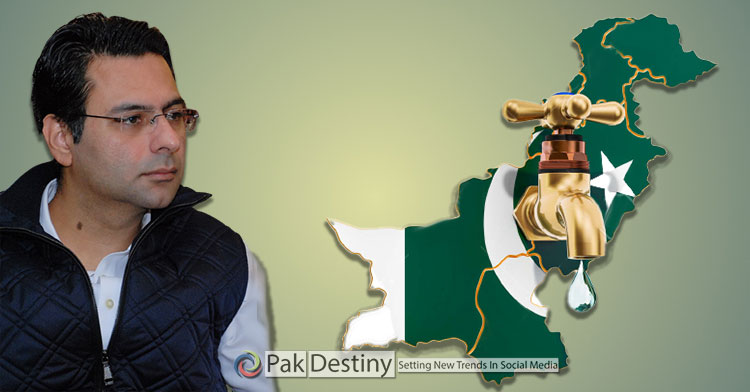 Federal Minister Moonis Elahi launches efforts to end water disputes among provinces once for all