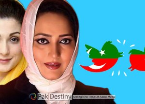 Asma Sherazi trolled on twitter for her links with the maryam and nawaz Sharif pmln