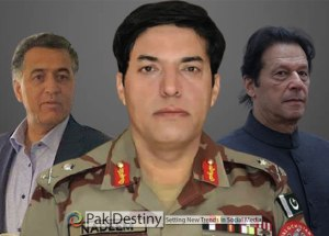 New DG ISI gen nadeem anjum to take charge on Nov 20: What surprise PM imran Khan holds for the nation till that date