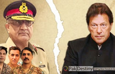 differences between imran khan and general qamar javed bajwa on new dg isi appointment
