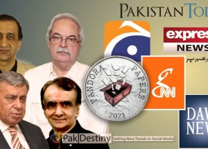 pandora papers leaks scam discloses Jang/Geo, Express, Dawn, Pakistan Today and GNN owners have offshore companies