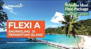 PAKEJ PERHENTIAN 2019 – FLEXI A RM145