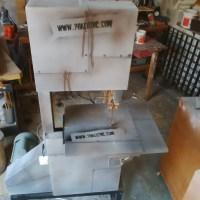 Membuat Bandsaw (Mesin gergaji pita)