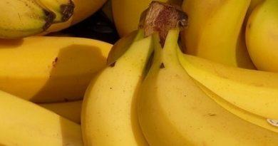 banany potas