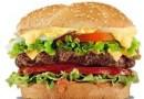 dieta na masę hamburger