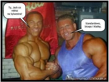 memy o siłowni