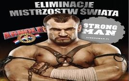 strongman plakat mistrzostwa świata