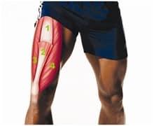 trening nogi
