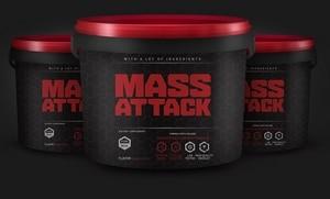 Mass ATTACK – jak działa najsilniejsza odżywka na masę i kto powinien przyjmować