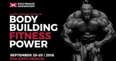 EVLS Prague Pro 2018 zawody