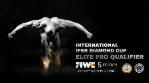 zawody ifbb diamond cup warszawa 2018