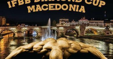 wyniki zawodów diamond cup macedonia 2018