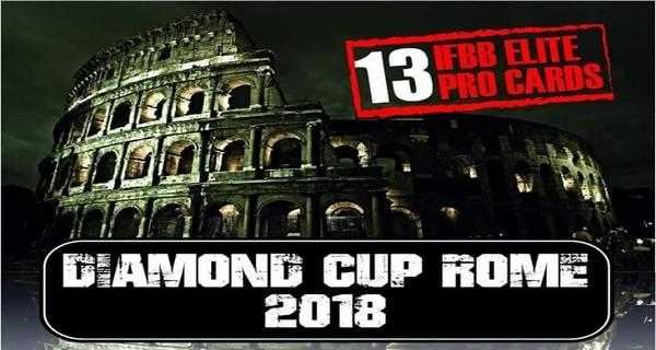 diamond cup roma 2018 wyniki