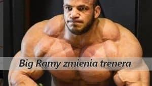 Big Ramy ma nowego trenera Neil Hill