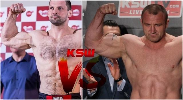 Mariusz Pudzianowski vs Szymon Kołecki KSW 47