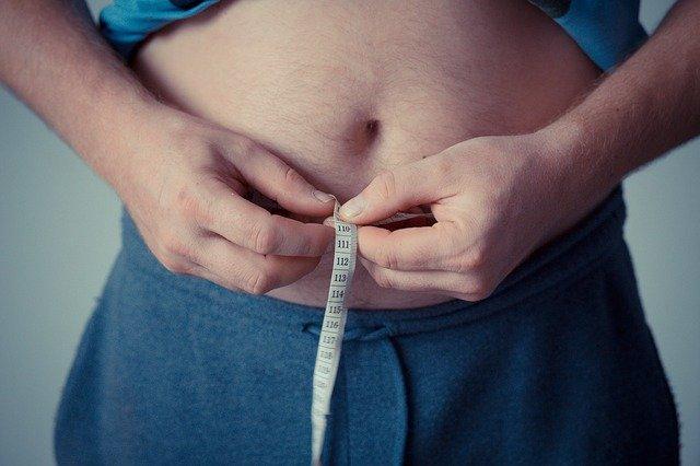 brzuch otyłość