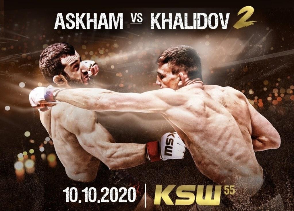 gala KSW 55 10 Października 2020
