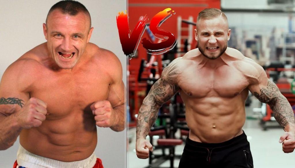 Pudzianowski Mariusz vs Piotr Szeliga ksw walka