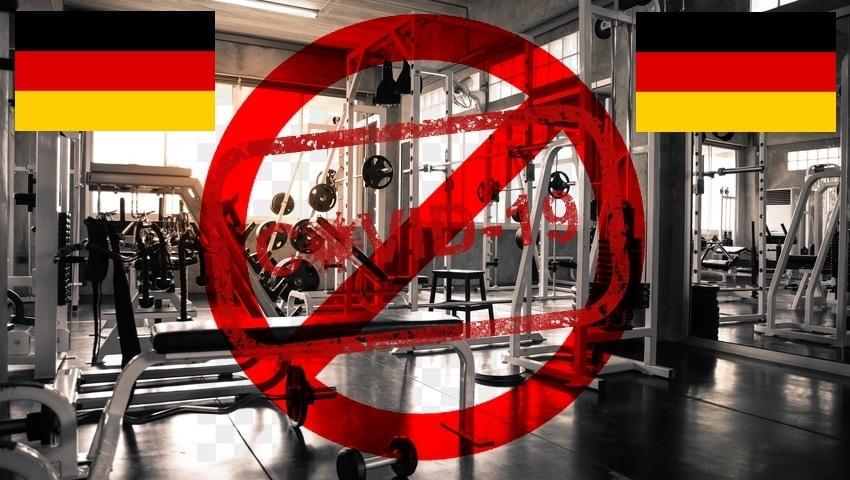 covid lockdown niemcy