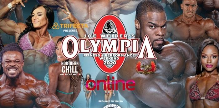Mr Olympia 2020 transmisja online