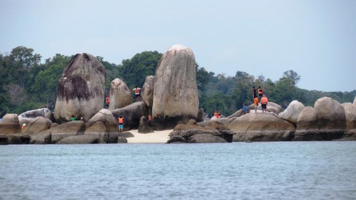 menuju pulau batu berlayar