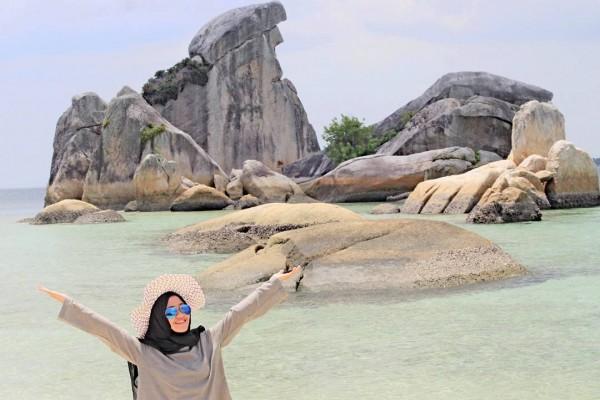 pulau Lengkuas Belitung