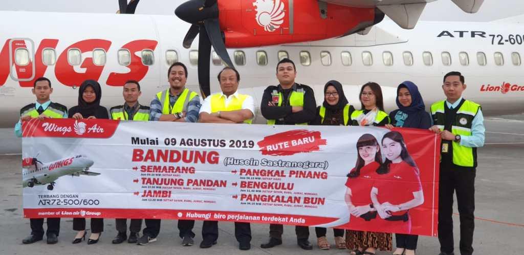 penerbangan Bandung Tanjung Pandan Belitung
