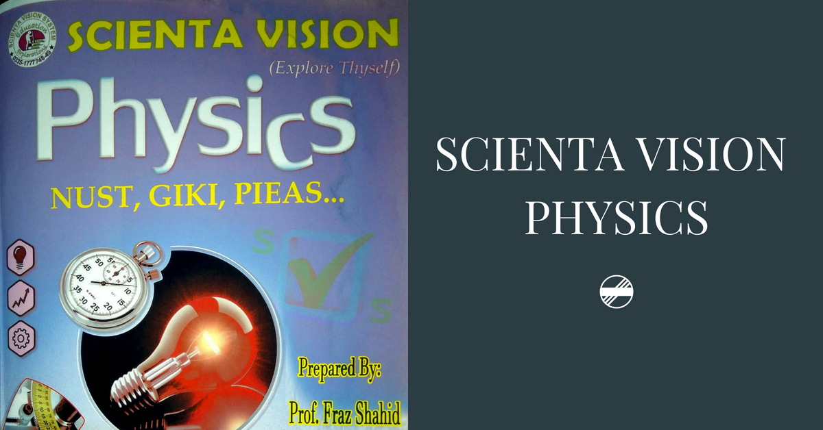 SCIENTA VISION PHYSICS | Pakget
