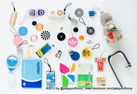 Bentuk-bentuk alat RFID