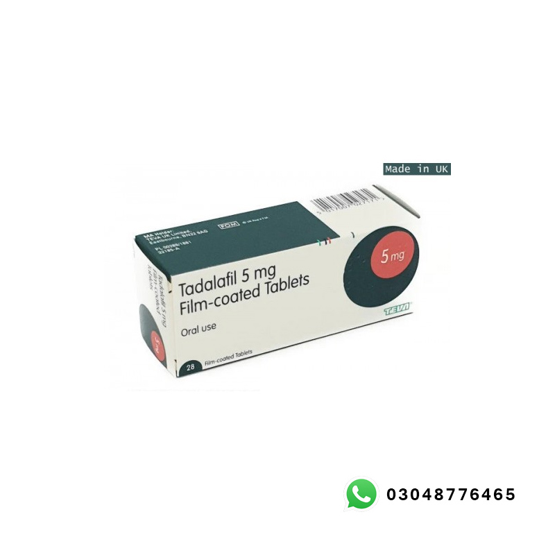 Tadalafil Tablets in Pakistan