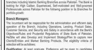 Bank Of Punjab BOP Jobs 2019 Branch Manager Advertisement Apply Online