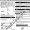 Fata Secretariat Peshawar Jobs 2019 Phase 3 NTS Application Form