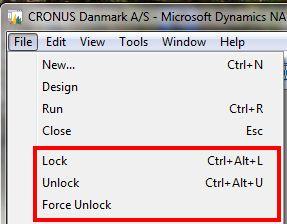 Lock - Unlock - 01