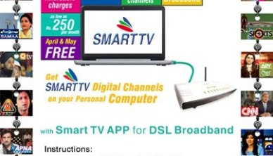 PTCL EVO Smart TV App For Live TV Channels – Paki Mag